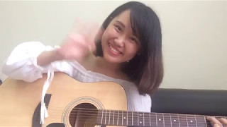 Taylor Swift - Speak Now ( beginner guitar cover  )  by Zi Qing