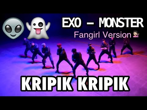 EXO - MONSTER (INA FANGIRL VERSION)