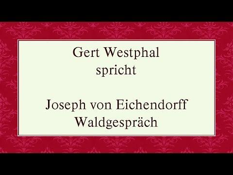 """Joseph von Eichendorff """"Waldgespräch"""""""