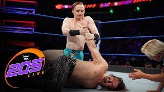 Gentleman Jack Gallagher vs. The Brian Kendrick: WWE 205 Live, Sept. 17, 2019