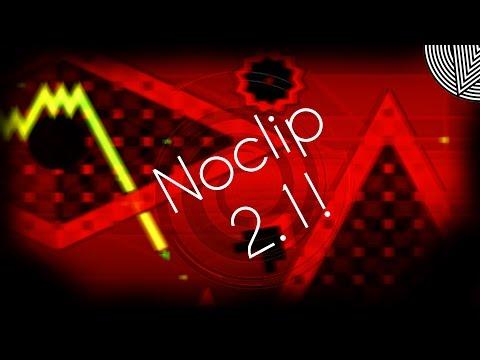 Geometry Dash 2.1 NOCLIP (INVINCIBILITY)