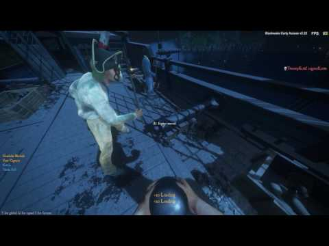 Blackwake: Crewing with The Night Watch