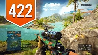 BATTLEFIELD 4 (PS4) - Road to Max Rank - Live Multiplayer Gameplay #422 - SOME OF MY BEST SNIPING!