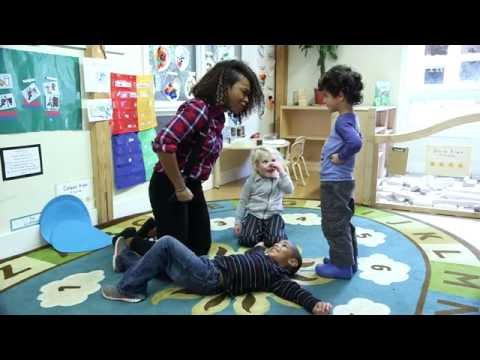 Role-Playing Emotions in Early Childhood