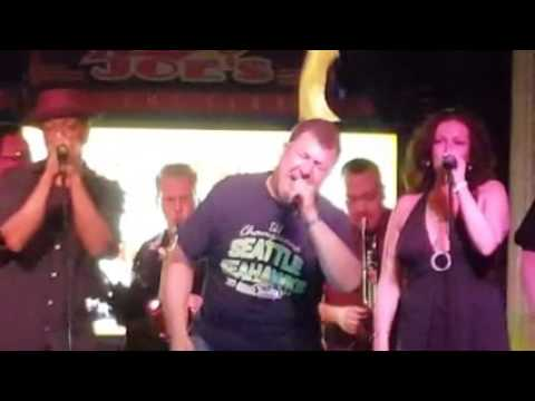 Sonic Funk Orchestra with special guest,  Rock'n Roy Peden
