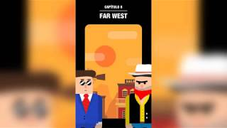 MR BULLET Chapter 6 - Far West - Full Walkthrough