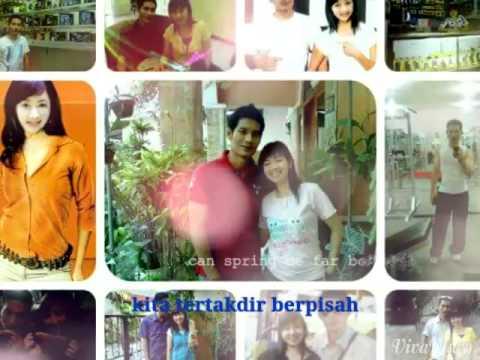 Cinta jarak jauh[antara Indonesia dg Malaysia]