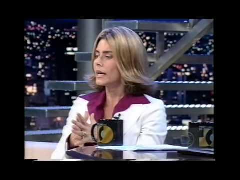 Maite Proença  - Programa do JÔ  - 2003