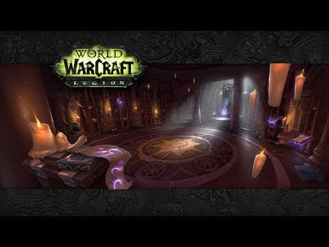 World of Warcraft - Music & Ambience - Hall of the Guardian
