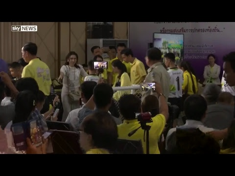 Live: Thai football team address the media for the first time