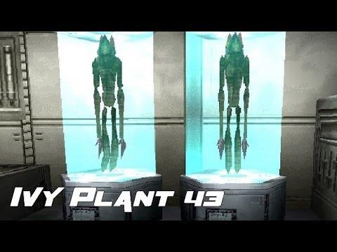 Resident Evil: Survivor - Ivy plant