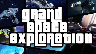 Space Engineers - Exploration Mod Thursday Live Stream Ep 1