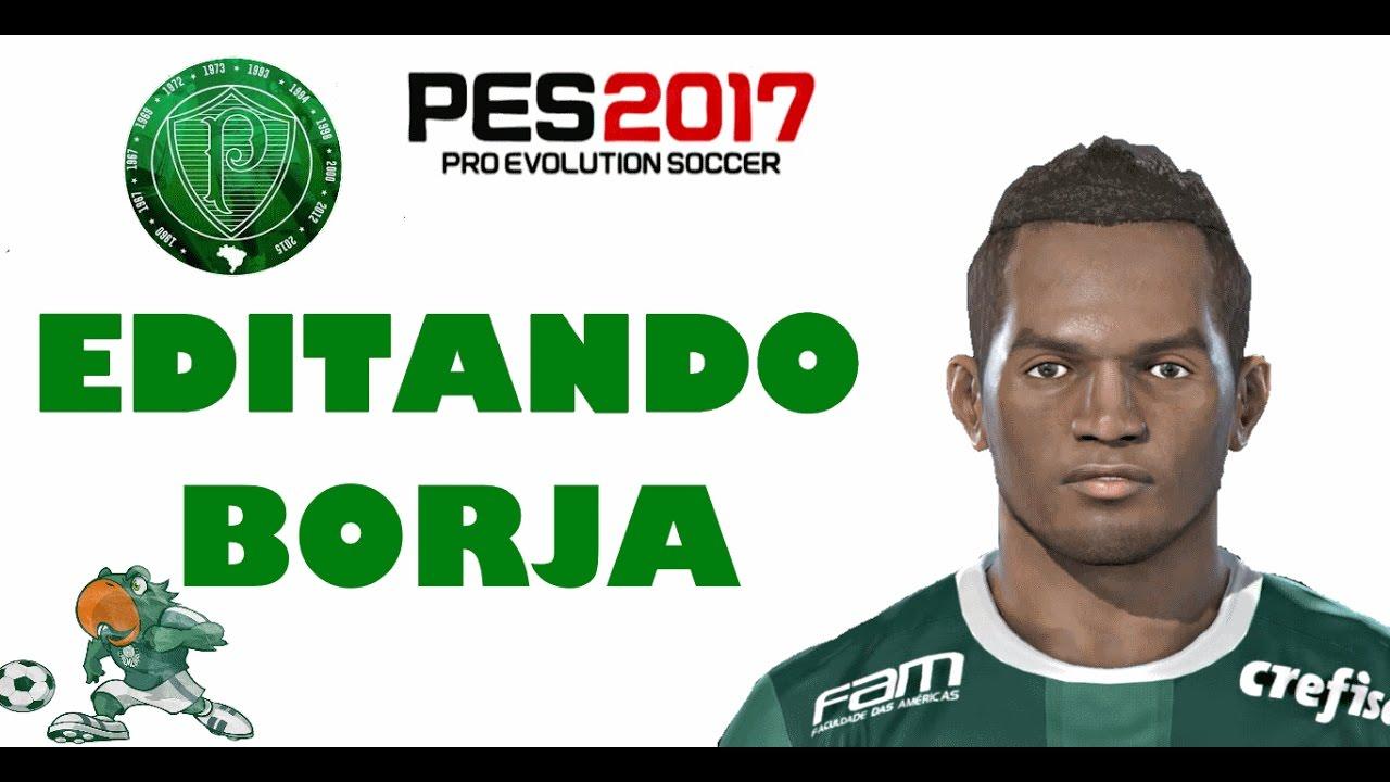 EDITANDO MIGUEL BORJA PES 2017 Free Download Video MP4 3GP