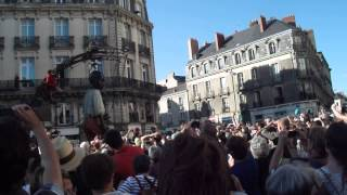 Royal de Luxe 2014 - Nantes - Petit Géant (2)