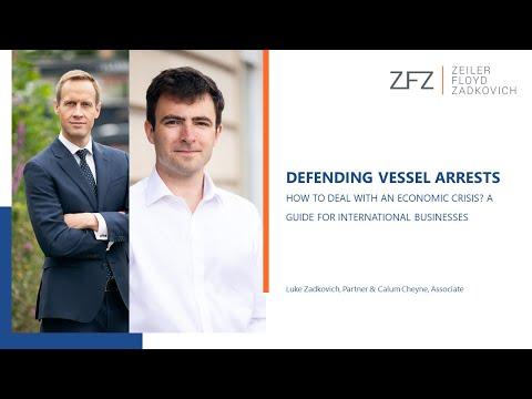 Defending Vessel Arrests