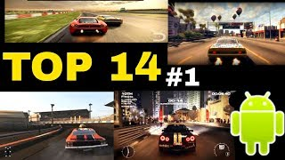 Top 14 Racing Games for Android part-1