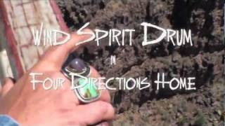 Wind Spirit Drum | Four Directions Home PROMO