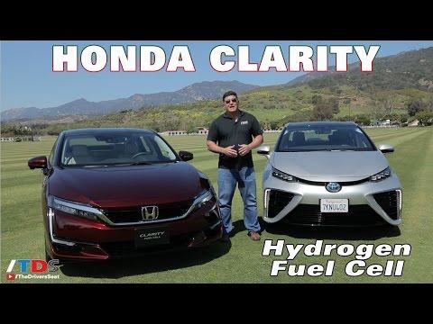 2018 Honda Clarity Fuel Cell Vehicle - 366 miles of range!