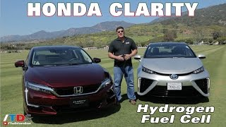 2018 Honda Clarity Fuel Cell Vehicle - 366 miles of range!