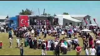 DIKMEN köyü yayla hendek 2017