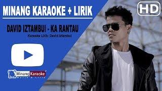 Gambar cover David Iztambul - Ka Rantau Karaoke