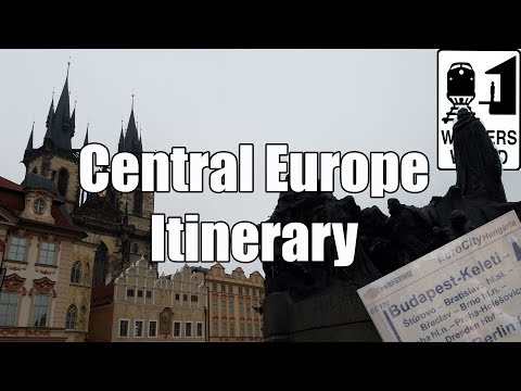 What to See in Central Europe: 10-14 Day Itinerary