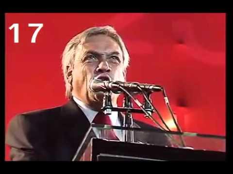42 frases típicas del presidente Sebastián Piñera