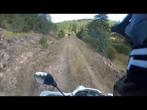 Motosiklet ile Soğuksu Milli Parkı Gezisi / Kaza Videosu