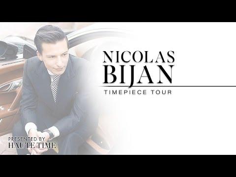 Haute Collector: Nicolas Bijan