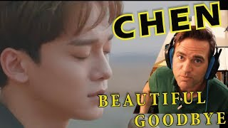 Ellis Reacts #362 // Guitarist Reacts to Chen - Beautiful Goodbye // MV // Classical Musicians React