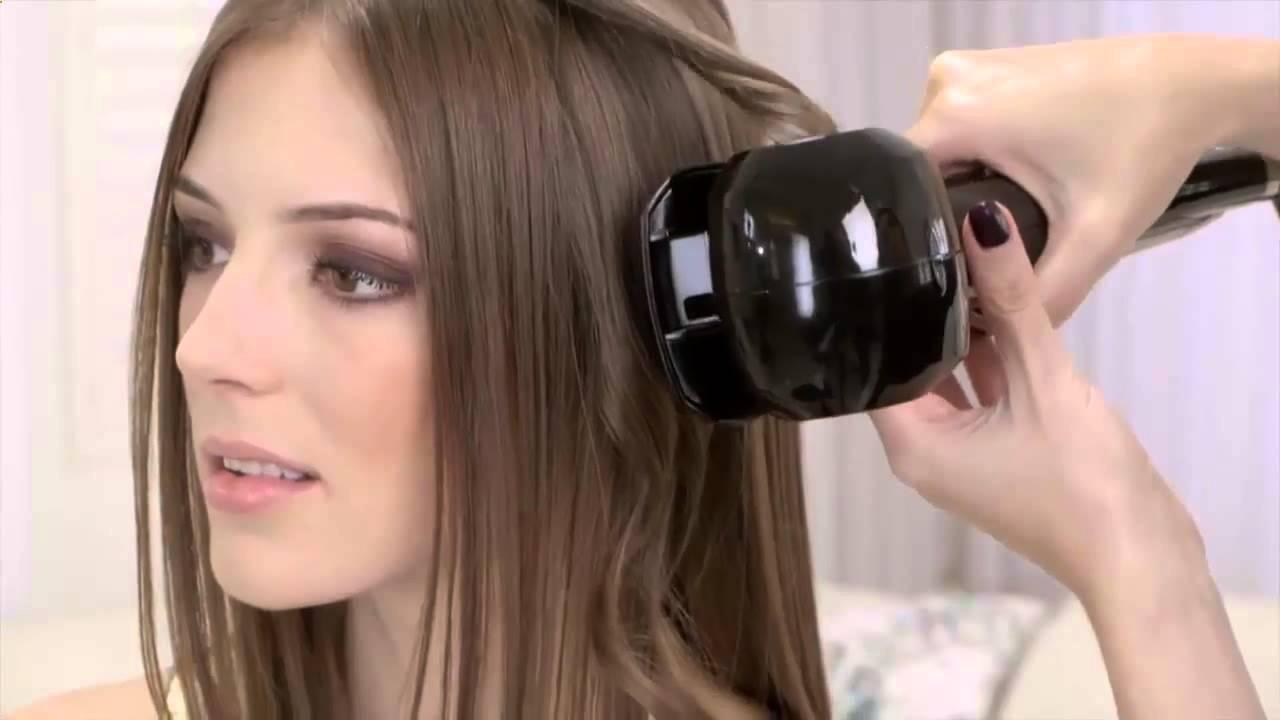 Самый простой способ накрутить волосы! - YouTube