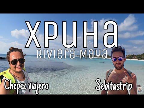 XPUHA, RIVIERA MAYA (LA PLAYA MÁS BONITA) ft @SEBITASTRIP