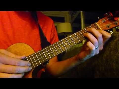Chop Suey - System of a Down ukulele tutorial