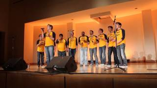 Not In That Way (Sam Smith Cover) - Pittch Please A Cappella