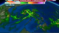 QRT: Weather update as of 5:52 p.m. (Oct 2, 2012)