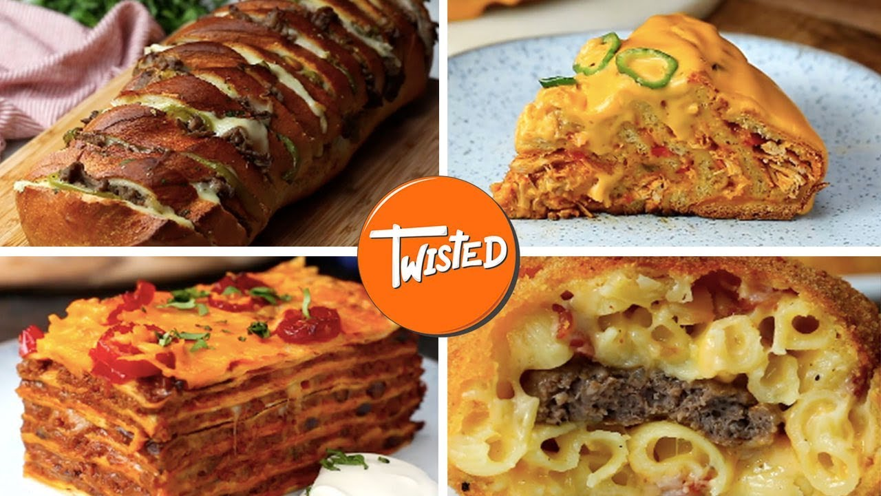 9 More Food Recipes That Will Leave You Stuffed For Days | Twisted