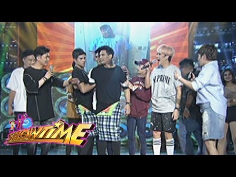 It's Showtime: Team Vice inside Dumbo's shorts