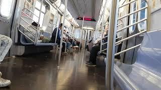 NewYork Subway( to Coney island)