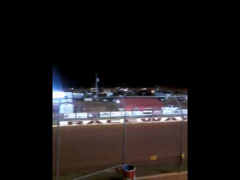 Swainsboro Raceway 6/17/17 Zaxby Create Late Model