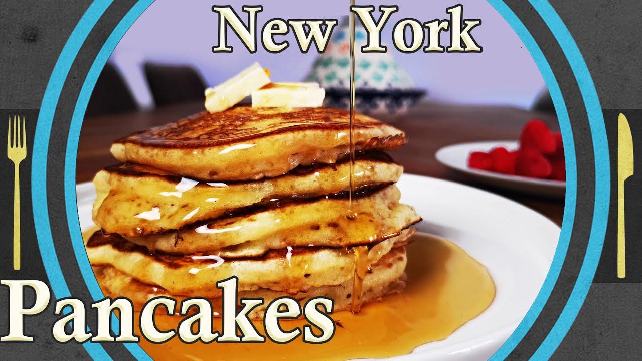Das beste PANCAKE REZEPT. Punkt! Pancakes selber machen