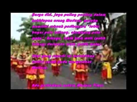 Madura Cultures : BUDAYA MADURA