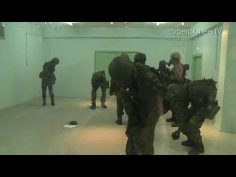 Featured video of Singapore Army's Chemical, Biological and Radiological Defence Group on YouTube