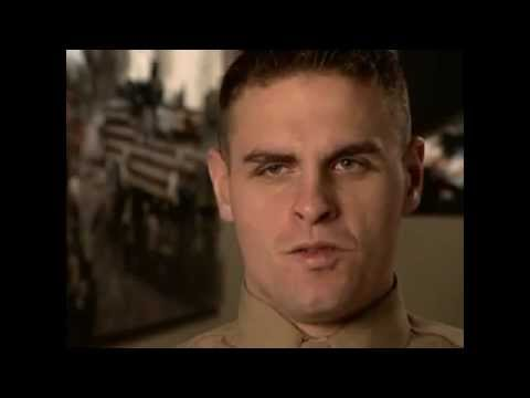 Marine Sgt. Jeremiah Workman - Navy Cross Recipient