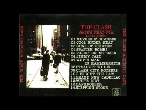 The Clash - Jimmy Jazz [Acoustic]