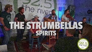 The Strumbellas perform