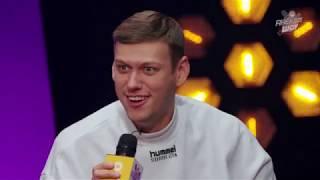 """Дуэт """"Импровизация"""" в Анекдот Шоу. Антон Шастун и Дмитрий Позов."""