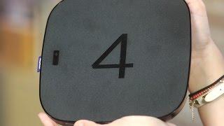 El Roku 4 es el dispositivo de 'streaming' más grande y potente de la marca al momento