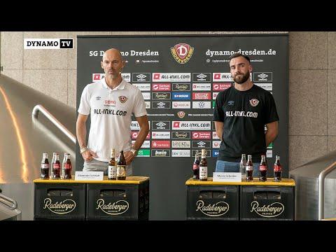 5. Spieltag | SGD - SCP | Pressekonferenz vor dem Spiel