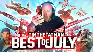 TIMTHETATMAN FUNNIEST/BEST MOMENTS OF JULY!