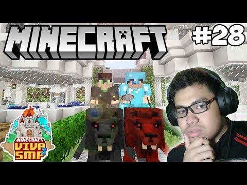 SARYU BROTHERS COMPETITION!! - MINECRAFT VIVA SMP S3 - EPSD 28